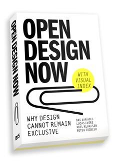 Design Literatur: Open Design Now
