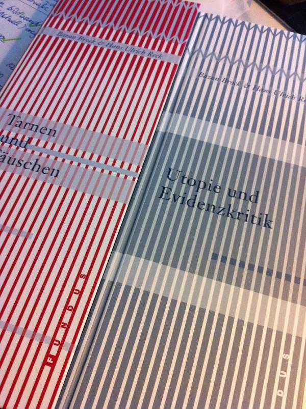 Designliteratur: Bazon Brock & Hans Ulrich Reck