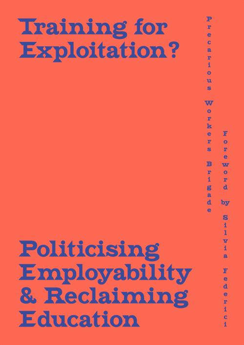 training for exploitation book cover